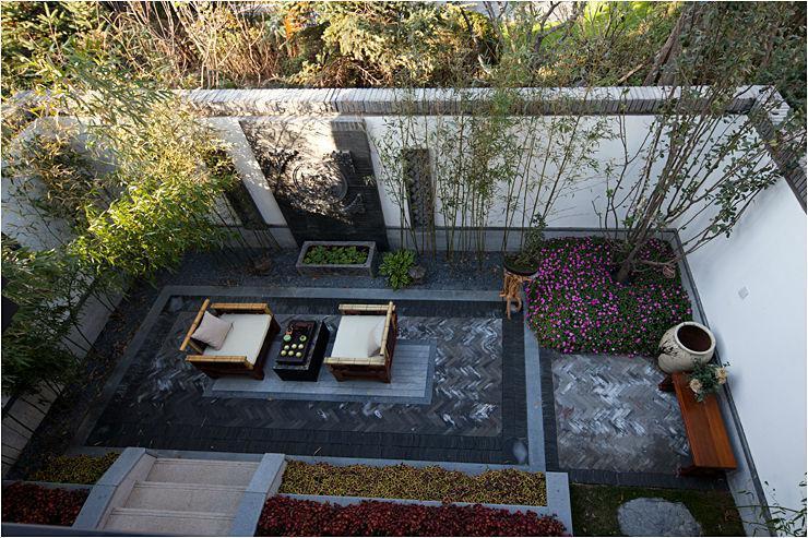 新中式庭院设计_中式庭院景观设计特点_中式庭院景观设计要素